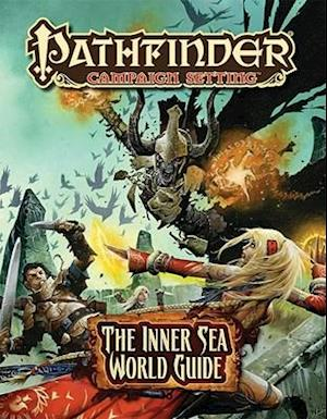 Bog, hardback Pathfinder Campaign Setting: the Inner Sea World Guide af Joshua J Frost, Keith Baker, Jason Bulmahn