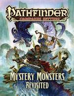 Pathfinder Campaign Setting: Mystery Monsters Revisited af Richard Pett