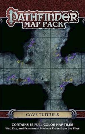 Bog ukendt format Pathfinder Map Pack af Paizo