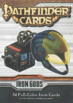 Bog, ukendt format Pathfinder Cards af Paizo