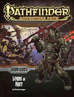 Pathfinder Adventure Path (Pathfinder Adventure Path Iron Gods)