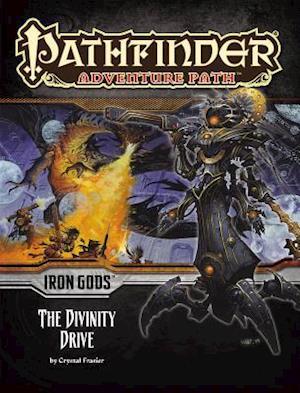 Bog paperback Pathfinder Adventure Path Iron Gods af Paizo