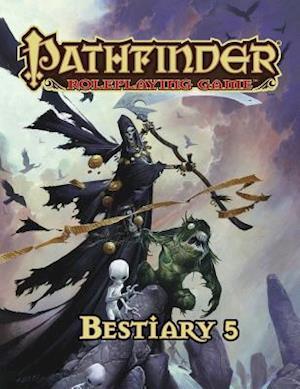 Bog hardback Pathfinder Roleplaying Game: Bestiary 5 af Jason Bulmahn