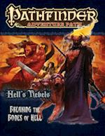 Pathfinder Adventure Path: Hell's Rebels af Amber E. Scott