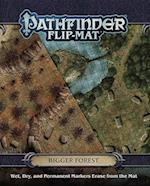 Pathfinder Flip-mat Bigger Forest (Pathfinder)