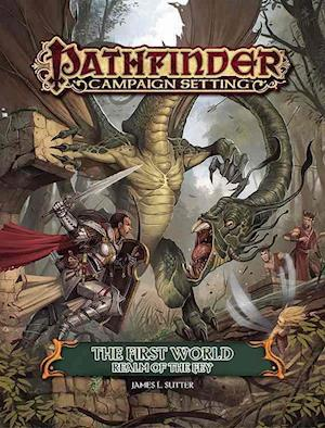 Bog, paperback Pathfinder Campaign Setting: The First World, Realm of the Fey af James L. Sutter