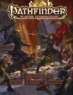 Bog paperback Heroes of the High Court af Paizo