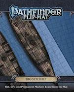 Bigger Ship (Pathfinder Flip Mat)
