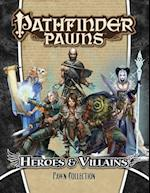 Pathfinder Pawns Heroes & Villains Pawn Collection