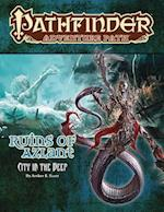 Pathfinder Adventure Path Ruins of Azlant 4 of 6-city in the Deep af Amber E. Scott