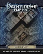 Pathfinder Flip-mat Sunken City