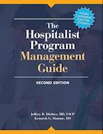 The Hospitalist Program Management Guide [With CDROM]