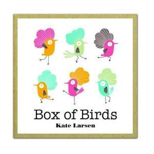 Bog, ukendt format Box of Birds af Kate Larsen