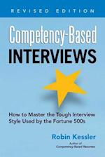 Competency-Based Interviews (Competency-based)