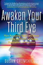 Awaken Your Third Eye af Susan Shumsky