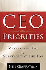 CEO Priorities