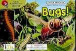 Bugs! Board Book [With 10 Toy Bugs] (Junior Groovies)