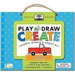 Play Draw Create Trucks