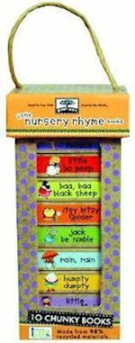Little Nursery Rhymes (Green Start Book Towers)