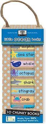 Little Ocean Books (Green Start Book Towers)