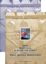 National Zip Code Directory 2011 (2 Volume Set) (Zip Code Directory)