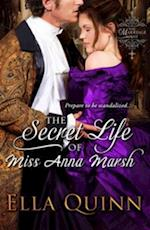 Secret Life of Miss Anna Marsh (The Marriage Game)