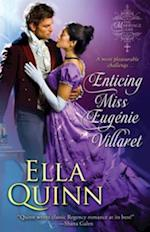 Enticing Miss Eugenie Villaret (The Marriage Game)