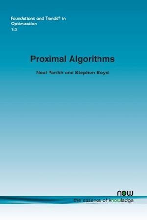 Proximal Algorithms