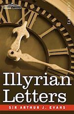 Illyrian Letters af Arthur Evans
