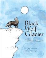 Black Wolf of the Glacier