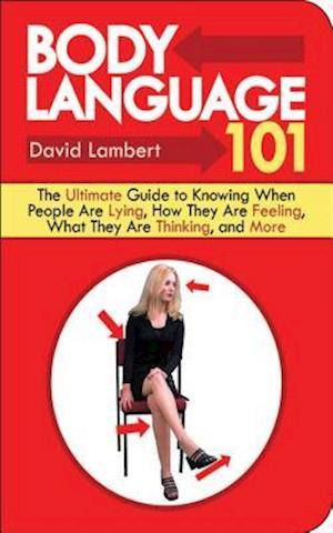 Bog, paperback Body Language 101 af David Lambert