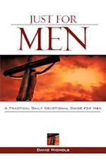 Just for Men af David Nichols, David Nichols