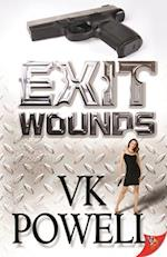 Exit Wounds af VK Powell