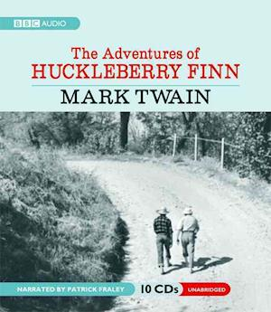 Lydbog, CD The Adventures of Huckleberry Finn af Mark Twain