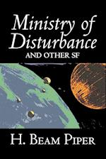 Ministry of Disturbance and Other Science Fiction by H. Beam Piper, Adventure