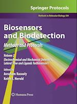 Biosensors and Biodetection : Methods and Protocols Volume 2: Electrochemical and Mechanical Detectors, Lateral Flow and Ligands for Biosensors