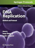 DNA Replication (METHODS IN MOLECULAR BIOLOGY, nr. 521)