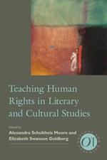 Teaching Human Rights in Literary and Cultural Studies