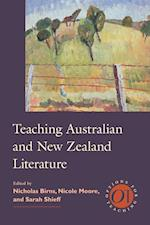 Teaching Australian and New Zealand Literature (Options for Teaching (Hardcover), nr. 40)