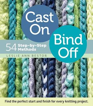 Cast On, Bind Off af Leslie Ann Bestor