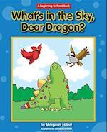 What's in the Sky, Dear Dragon? af Margaret Hillert