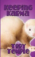 Keeping Karma af Tory Temple