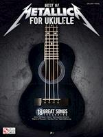 Best of Metallica for Ukulele af Metallica