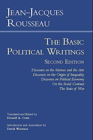 Bog paperback Rousseau: The Basic Political Writings af Jean jacques Rousseau
