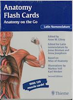 Anatomy Flash Cards: Anatomy on the Go