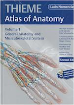 Thieme Atlas of Anatomy: Vol. 1 : General Anatomy and Musculoskeletal System af Michael Schünke