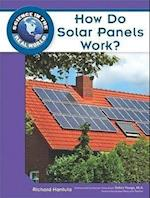 How Do Solar Panels Work? af Richard Hantula