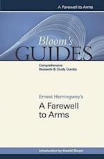 """Ernest Hemingway's """"A Farewell to Arms"""" (Bloom's Guides)"""