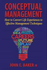 Conceptual Management: How to Convert Life Experiences to Effective Management Techniques