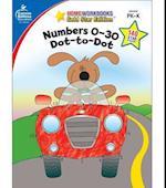Numbers 0-30, Grades PK-K af Inc. Carson-Dellosa Publishing Company